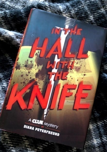 In the Hall with the Knife book cover