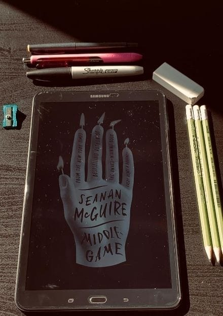 Middlegame by Seanan McGuire.