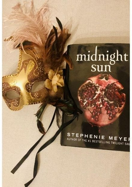 Stephenie Meyer- Midnight Sun Book Cover