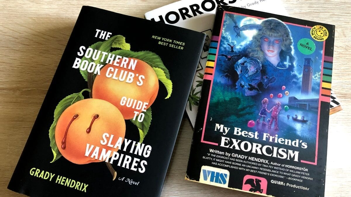 The Southern Book Clubs Guide To Slaying Vampires Feature