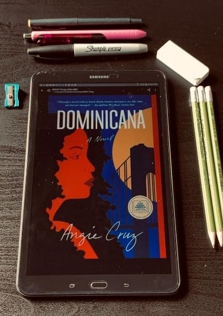 Dominicana by Angie Cruz.