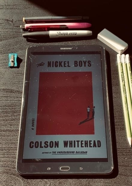 Nickel Boys by Colson Whitehead.