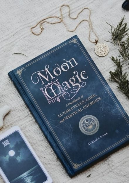 moon magic a book of spells