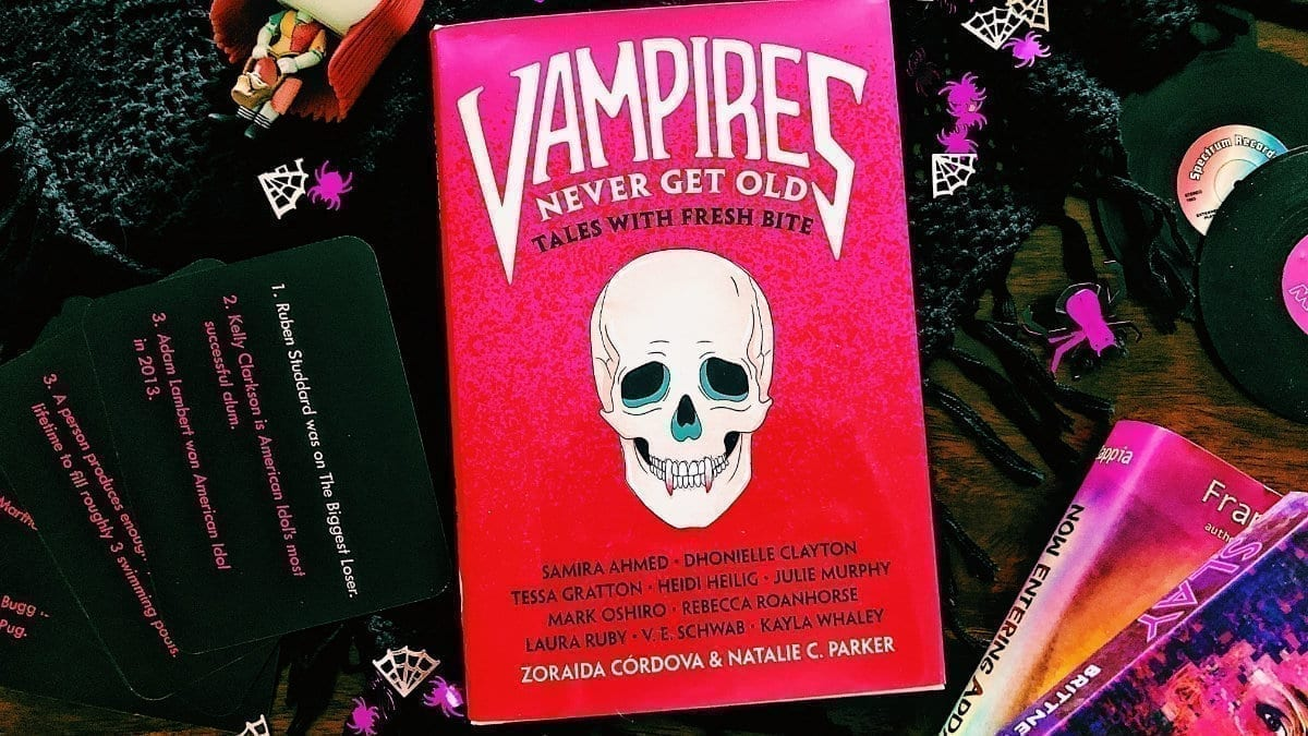 Vampires Never Get Old: Our Top 5 Stories in the Vampire Fiction Collection