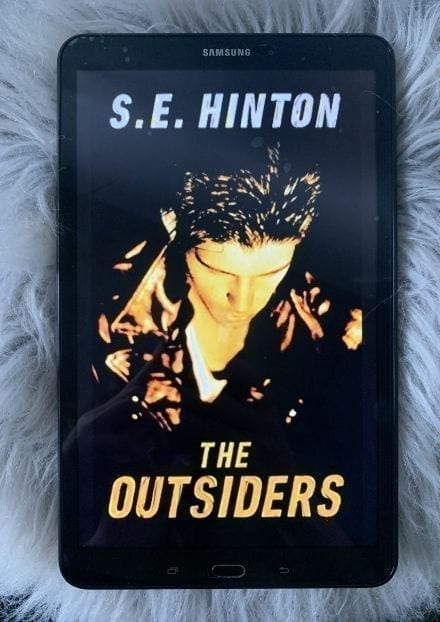 The Outsiders- a classic young adult novel