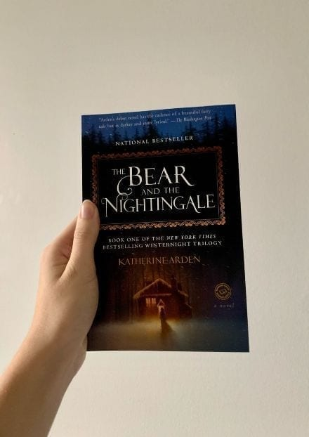 The Bear And The Nightingale Series