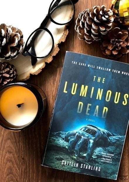 the luminous dead book decor