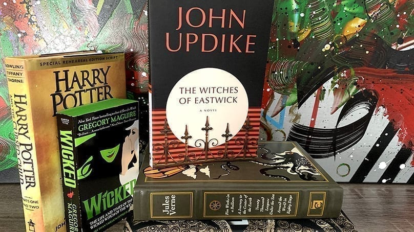 Domestic & Devilish: The Witches of Eastwick Book Review by John Updike