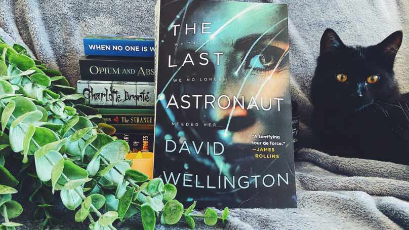 The Last Astronaut Book cover