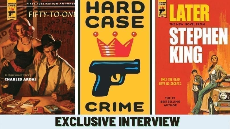 charles ardai hard case crime interview feature