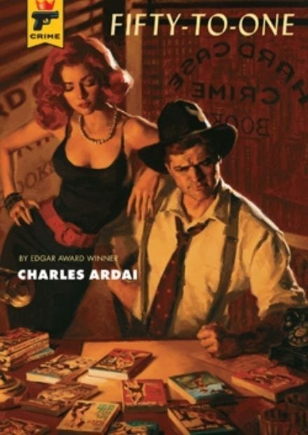 fifty-to-one-charles-ardai-hard-case-crime-book