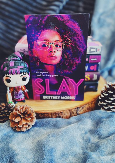 Slay by Brittney Morris Book Cover