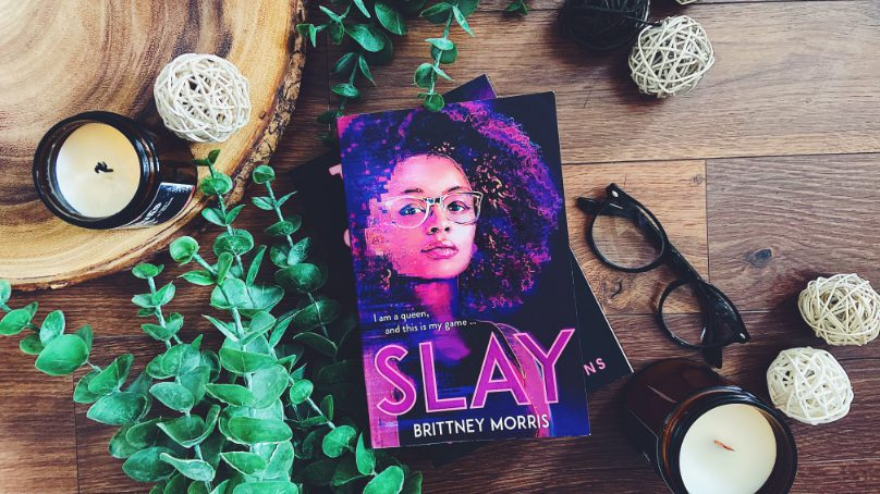 Slay by britney morris feature