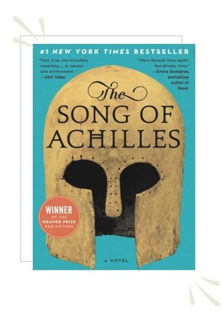 The song of Achilles mythology