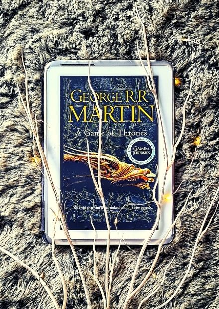 Book Cover A Game of Thrones by George R. R. Martin