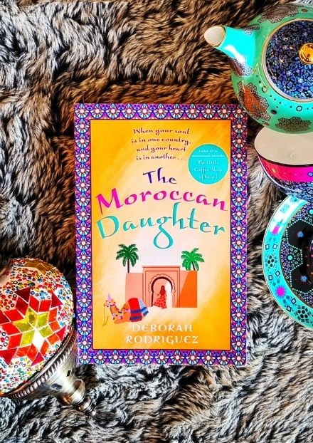 Book Cover The Moroccan Daughter by Deborah Rodriguez
