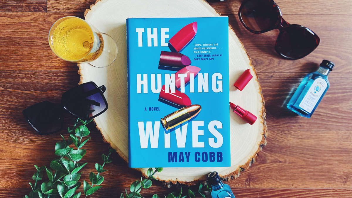 Small Town Secrets: Review of The Hunting Wives by May Cobb