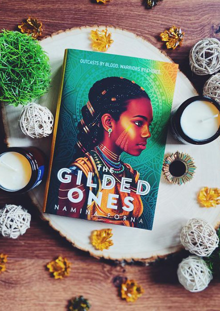 The-Gilded-Ones-by-Namina-Forna-cover
