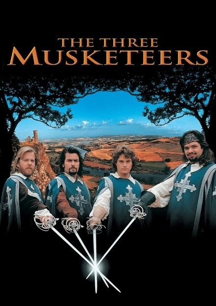 3 Musketeers classic novels adaptation