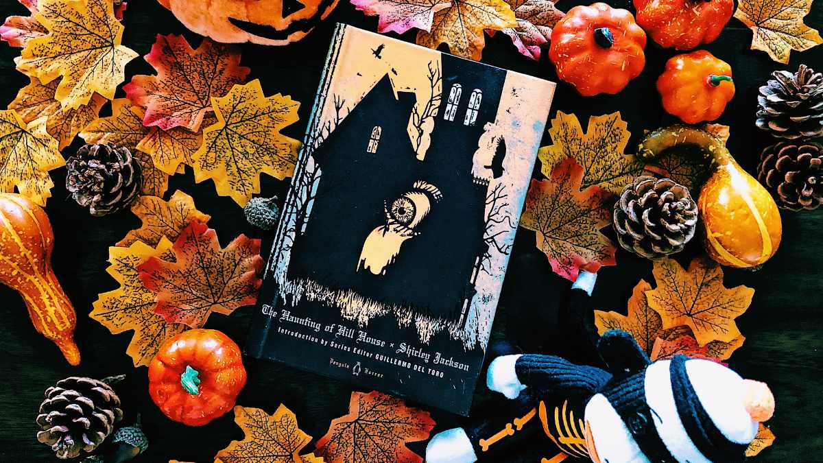 Spooky, Scary, Skeletons: Horror Novel Month at Fully Booked